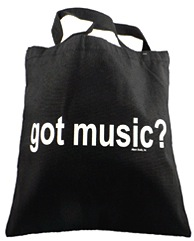 Every Musician's Tote Bag