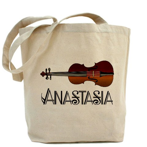 Tote bag for Musicians
